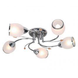 Závěsná lampa Natasha Spiral Five Závěsné lampy