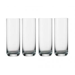 Sada 4 sklenic Clara Tall 420 ml Sklenice