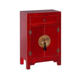 Skříňka Verena Red Skříně & komody