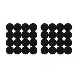 Sada 2 prostírání Circle Design 25x25 cm