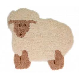 Koberec Little Lamb 75x80 cm