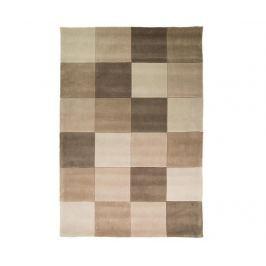 Koberec Squared Natural 120x170 cm