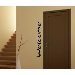 Nálepka Welcome