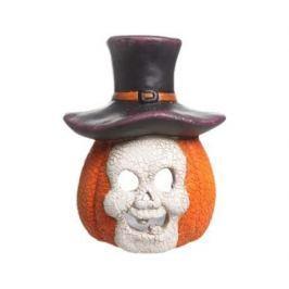 Podstavec na svíčku Pumpkin Skull