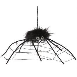 Závěsná dekorace Black Spider Web