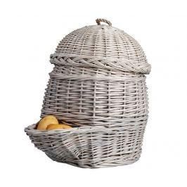 Košík s víkem Potato