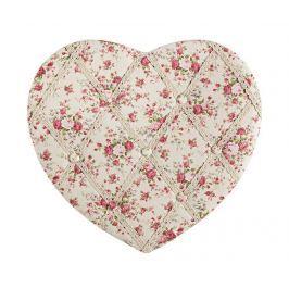 Nástěnka memo Rose Heart