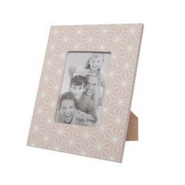 Fotorámeček Geometric Old Pink