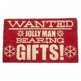 Vchodová rohožka Wanted Jolly Man 45x75 cm