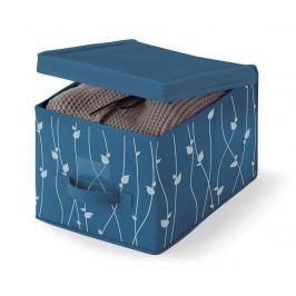 Úložná krabice s víkem Leaves S