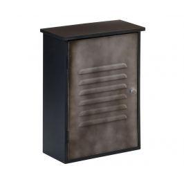 Závěsná skříňka Locker Black