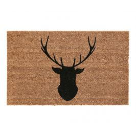 Rohožka Deer Head 40x60 cm