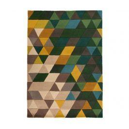 Koberec Prism Green 160x220 cm
