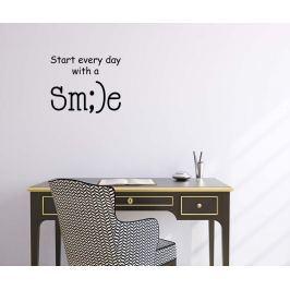 Samolepka Smile