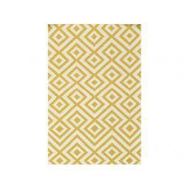 Koberec Luisa Yellow 140x200 cm