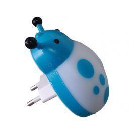 Noční světlo Ladybug Blue