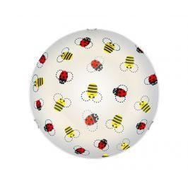 Svítidlo Bees Round Red&Yellow