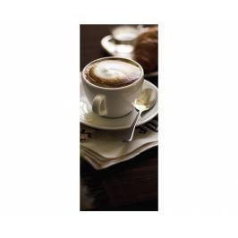 Fototapeta na dveře Cafe 92x220 cm