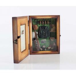 Dekorační krabice s fotorámečkem Golf