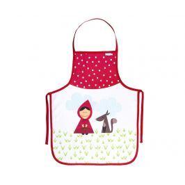 Dětská kuchyňská zástěra Red Riding Hood