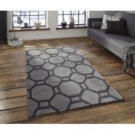 Koberec Hong Kong Grey 120x170 cm