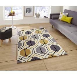 Koberec Mixlines Yellow 120x170 cm