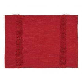 Prostírání Lacey Red 35x50 cm