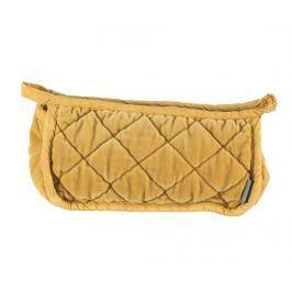 Kosmetická taška Smooth Mustard S