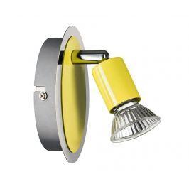 Nástěnné svítidlo Colorada Yellow
