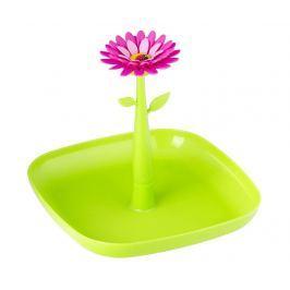 Podnos na předkrm Flower Power Green