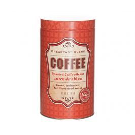 Dóza s víkem na kávu Retro