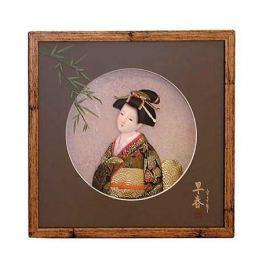 Obraz Lady Ioko Dress 3D 28x28 cm