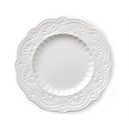 Dezertní talíř Exquisite Lace Ivory