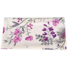 Středový ubrus Bloom Purple 40x170 cm