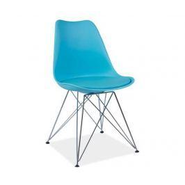 Židle Carly Blue
