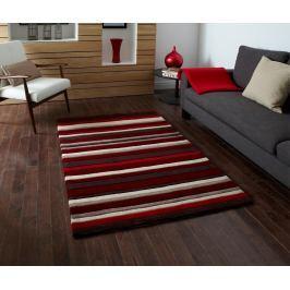 Koberec Hong Kong Multi Red 150x230 cm