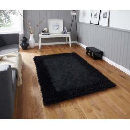 Koberec Sable Black 90x150 cm