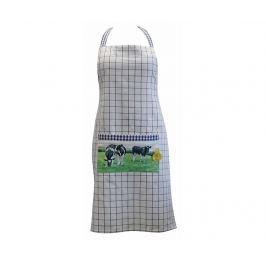 Kuchyňská zástěra Cows on Grass