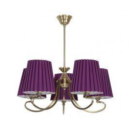 Lustr Mozart Five Purple