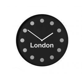 Nástěnné hodiny Dark London