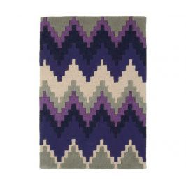 Koberec Matrix Cuzzo Purple 80x150 cm