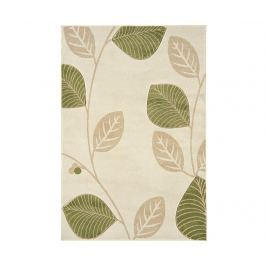 Koberec Green Leaves 60x120 cm