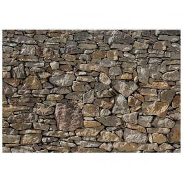 Fototapeta Stone Wall Paper 254x368 cm