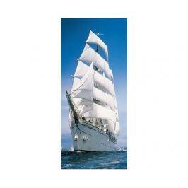 Fototapeta na dveře Sailing Boat 86x220 cm