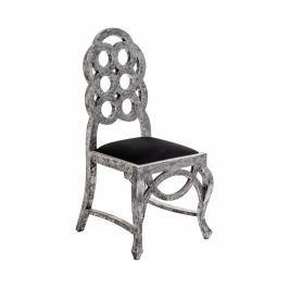 Židle Ianthe Silver