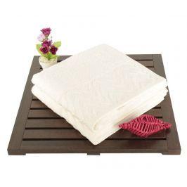 Sada 2 ručníků Persephone White 50x90 cm