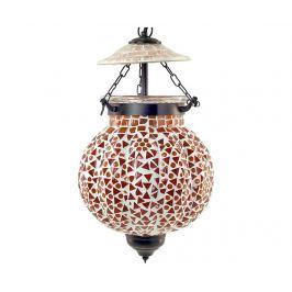 Závěsná lampa Diamonds & Dots