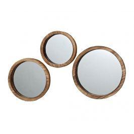 Sada 3 zrcadel Jones