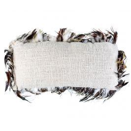 Dekorační polštář Feathers 30x60 cm