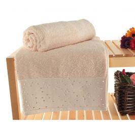Sada 2 ručníků Stardust Powder 90x150 cm
